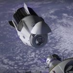 la capsula di SpaceX Dragon Crew